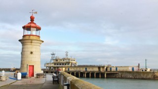 Royal Harbour and Port of Ramsgate Ramsgate Kent UK Port of Ramsgate is run by the local authorit