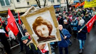 Politik Die Linke Rosa Luxemburg