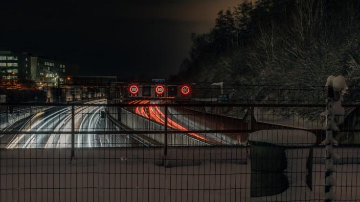 Allacher Tunnel Höhe Ludwigsfeld München A99