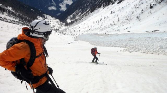 Lawinengefahr: Die drei wichtigsten Tipps für Skitouren