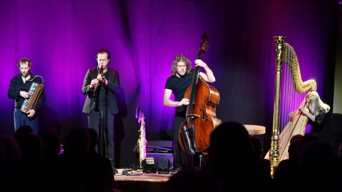 Seefeld,  Konzert Quadro Nuevo