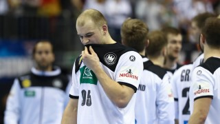 Russia v Germany: Group A - 26th IHF Men's World Championship
