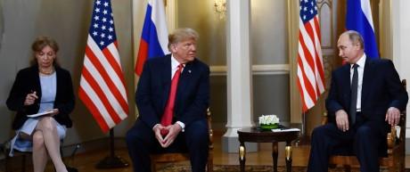 Politik USA US-Beziehungen zu Russland