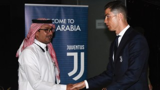 Juventus Team Arrival - Italian Supercup Previews