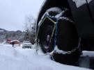 Winterchaos in Bayern: Schneefall lässt nach (Vorschaubild)
