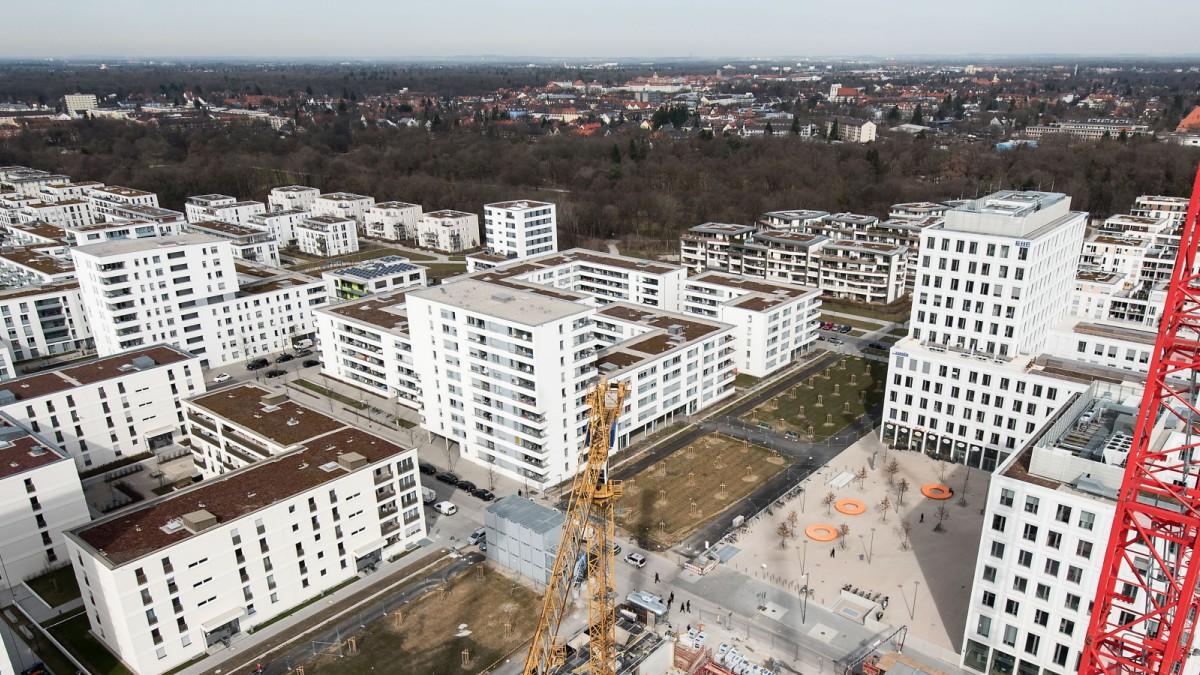 Münchens Architektur soll abwechslungsreicher werden