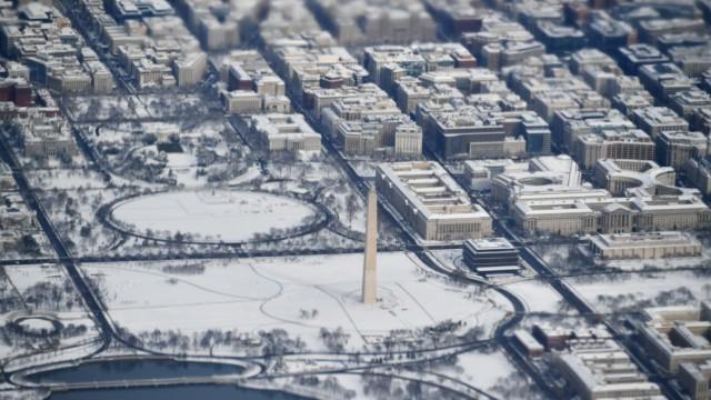 Politik USA Interview am Morgen: Shutdown