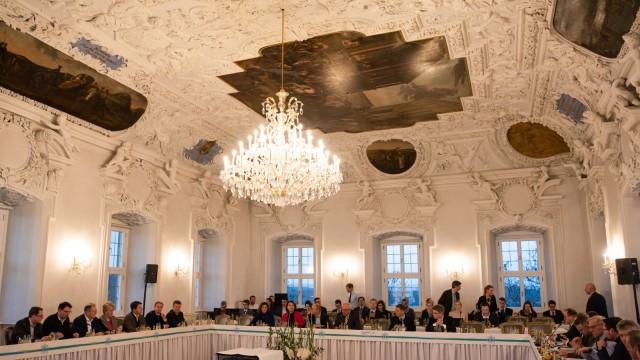Winterklausur CSU-Landtagsfraktion