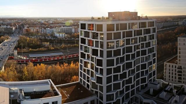 Wirtschaft in München Baukultur in München
