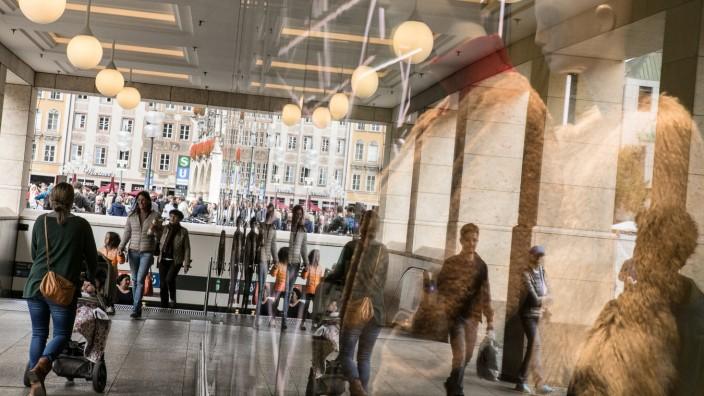 Schmuckfoto München Zentrum