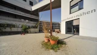 Neubaugebiet Domagkpark in München, 2018