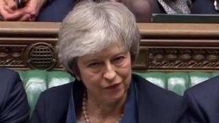 Brexit May No-Deal