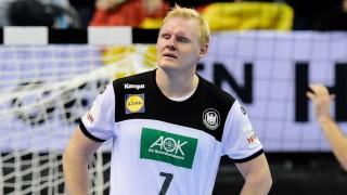 Handball Wm Wütende Tritte Gegen Den Pfosten Sport Süddeutschede