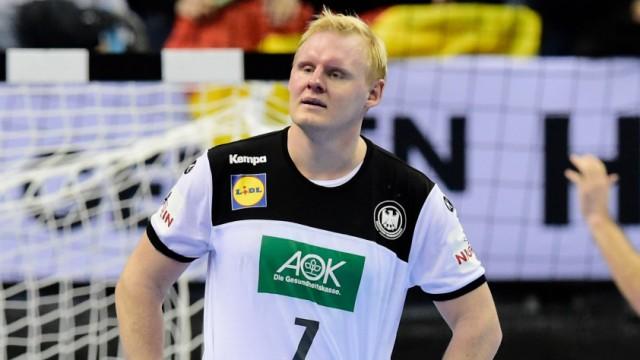 Handball-WM Deutschland bei der Handball-WM