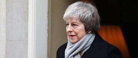 Großbritannien Politik Misstrauensvotum