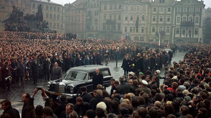 Beerdigung von Jan Palach