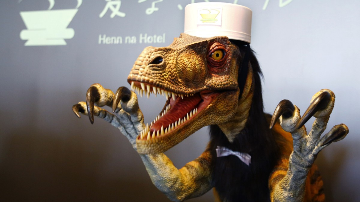 Hotel feuert Roboter