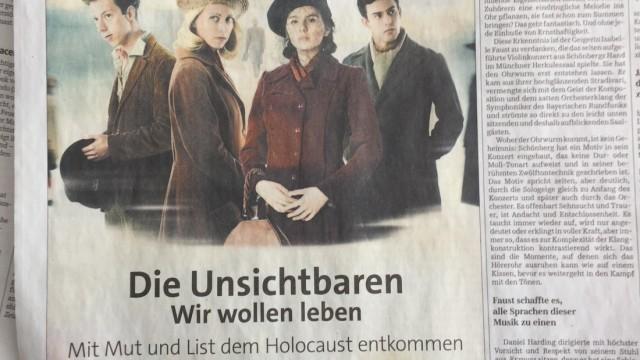 """Fernsehen """"Die Unsichtbaren"""" im Ersten"""