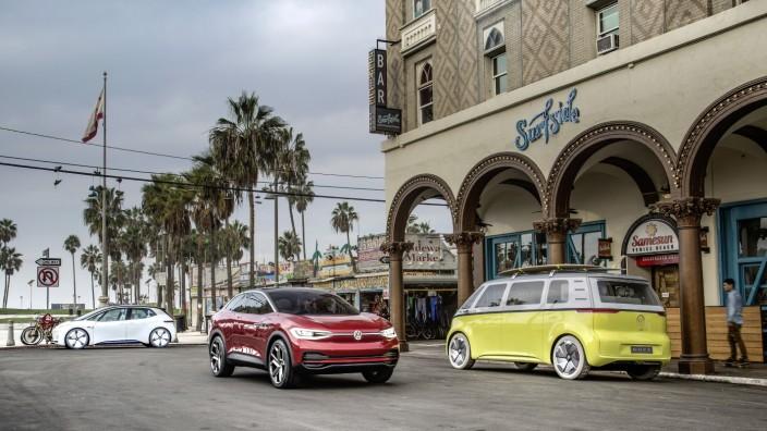VW - Elektroautos von Volkswagen