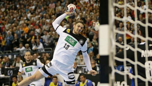 12 01 2019 Handball IHF Weltmeisterschaft Dänemark und Deutschland 2019 Vorrunde Gruppe A Deutsc