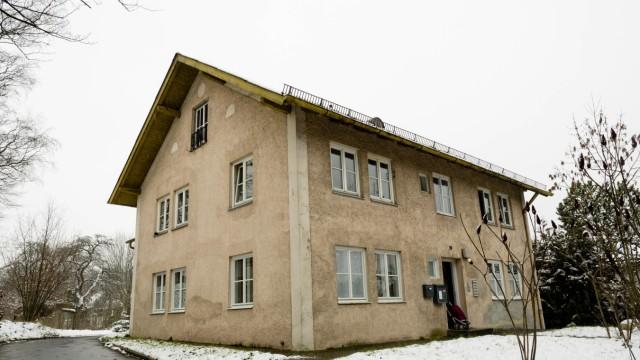 Ebersberg, Obdachlosenunterkunft Eberhardstr.