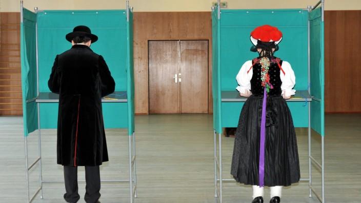 Reform des Landtagswahlrechts