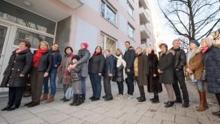 Mietergemeinschaft in der Bauerstraße 10 und 12