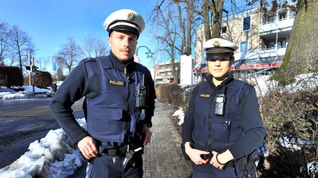 Gauting Polizisteneinsatz