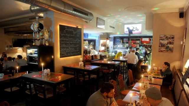 Restaurants in München Mille Miglia