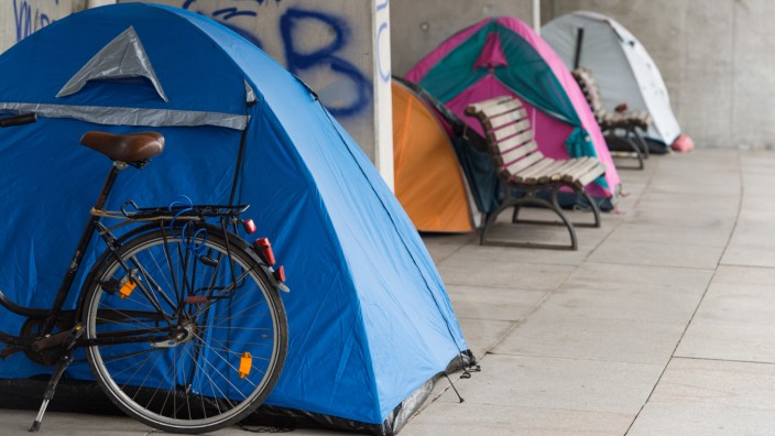Chance auf Wohnung für Obdachlose