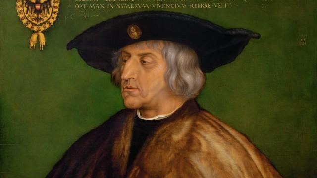Maximilian I. Kaiser Schwaben