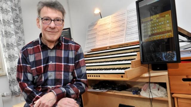 Starnberg scheidender Organist Bernard Texier