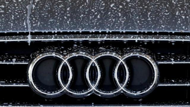 Audi - Front eines A6 TDI Diesel