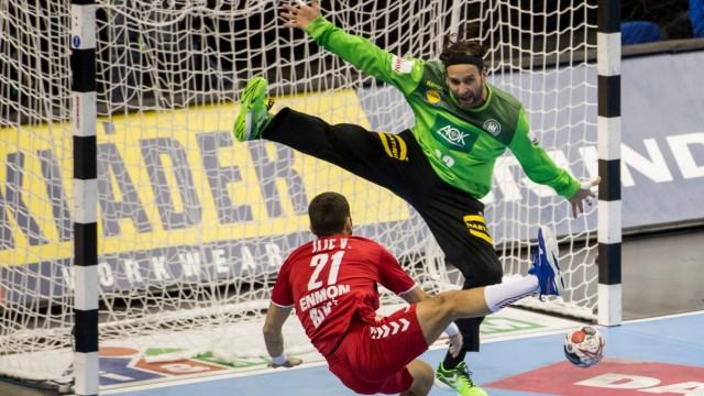 Silvio Heinevetter bei der Handball-WM 2019 in Deutschland