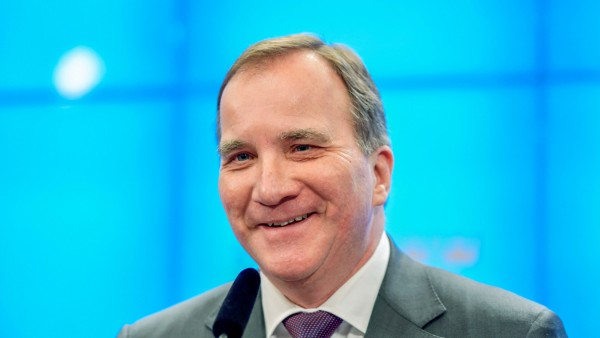 Stefan Löfven, schwedischer Premierminister