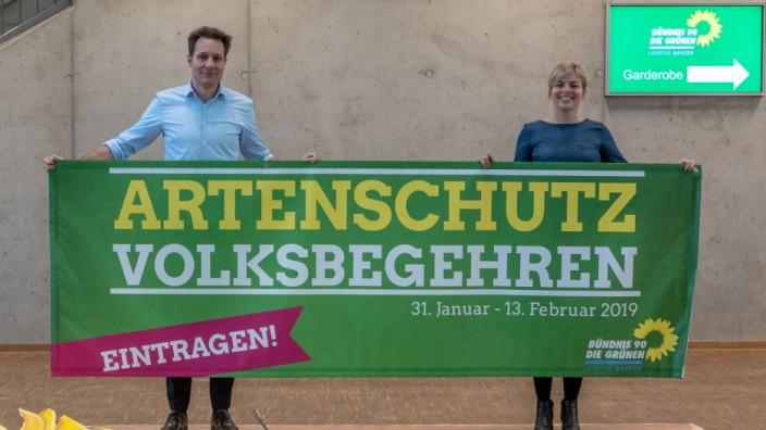 Abschluss Winterklausur bayerische Grünen-Landtagsfraktion