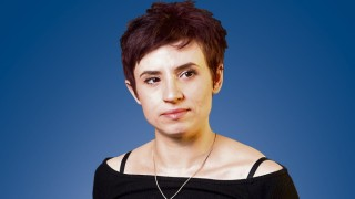 Portraits of Laurie Penny