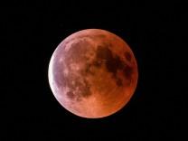Blutmond: So sehen Sie die Super-Mondfinsternis