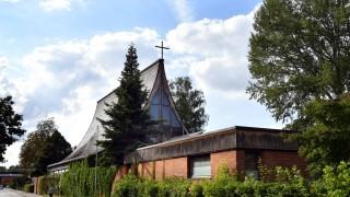 Süddeutsche Zeitung Erding Die Erlöserkirche in Klettham
