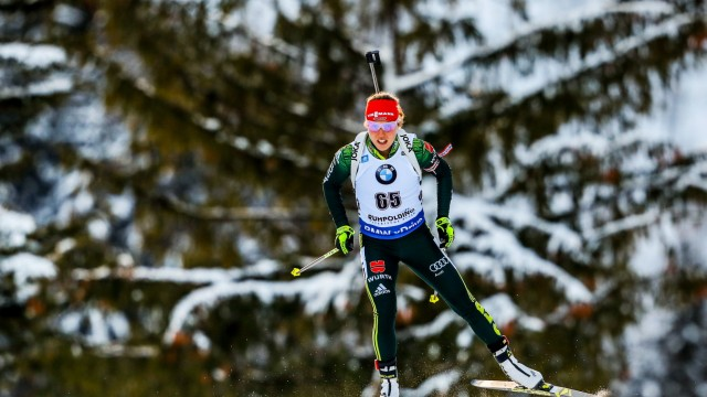 IBU Biathlon World Cup - Women's Sprint