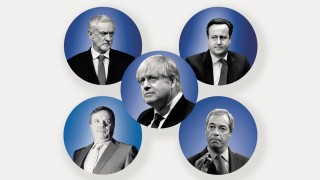 Brexit - Fünf Hauptverantwortliche für den Brexit