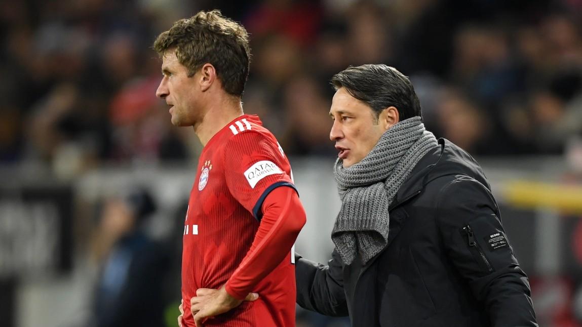 FC Bayern: Kovac bedauert Aussage über Thomas Müller