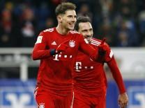FC Bayern in Hoffenheim: Ein Schachzug, mit dem Kovac alle verblüfft