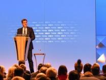 Antrittsrede von Dr Markus Soeder MdL Bayerischer Ministerpraesident Parteitag der Christlich So