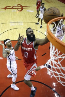 James Harden, D'Angelo Russell