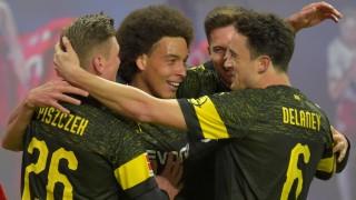 Bundesliga - RB Leipzig v Borussia Dortmund