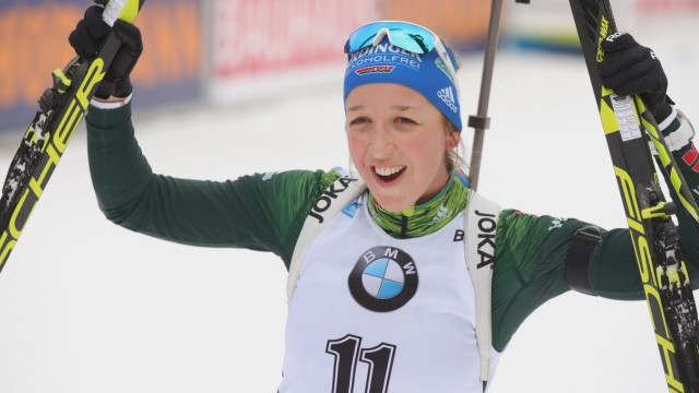 IBU World Cup Biathlon Ruhpolding - Women's Mass Start