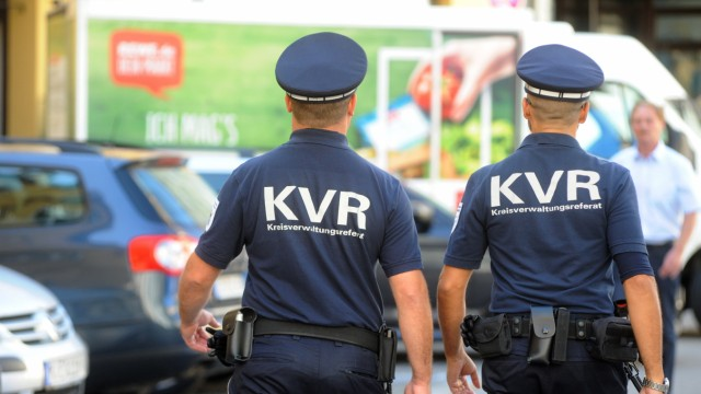 """Kommunaler Sicherheitsdienst """"Blaue Sheriffs"""""""