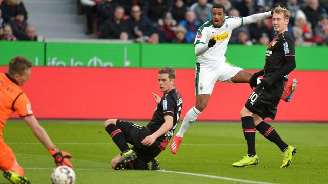 Leverkusen Germany 19 01 2019 1 Bundesliga 18 Spieltag Bayer 04 Leverkusen Borussia Moenche