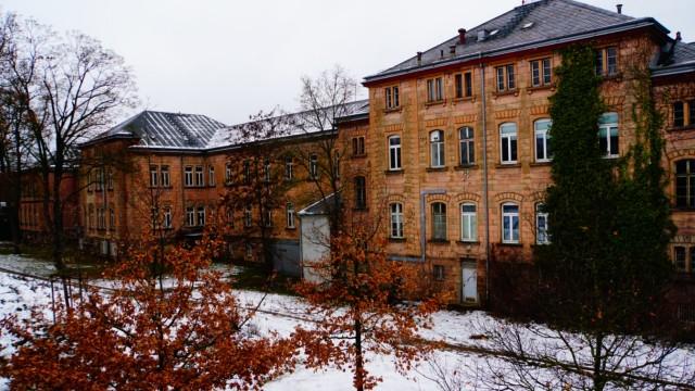 Hupfla Erlangen Euthanasie Nationalsozialismus